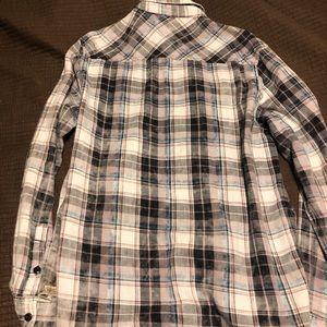 Men's flannel True Religion